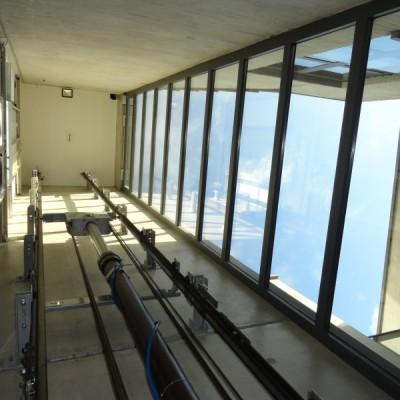 Panoramische Lift